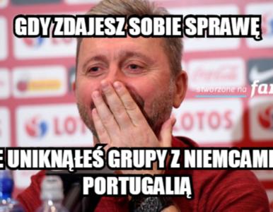 """Memy po losowaniu grup Euro 2020. """"Trzeba to anulować, bo przegramy"""""""