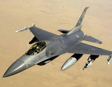 Tureckie myśliwce zbombardowały pozycje IS w Syrii