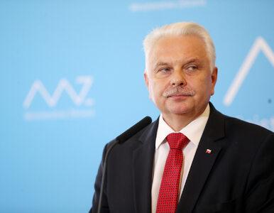 Waldemar Kraska: Liczba zakażeń w czerwonych powiatach spada