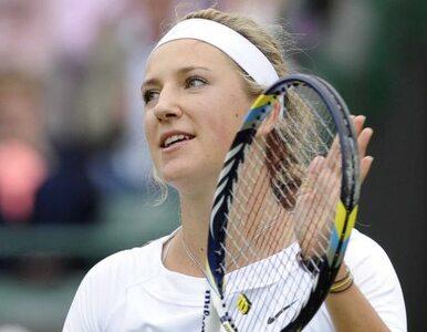 Wimbledon: Azarenka gra dalej. Spotka się z Radwańską?