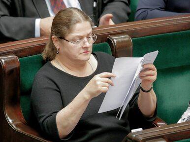 """""""Wyprzedzający atak"""" Pawłowicz wobec mediów. """"Nie dałam się..."""