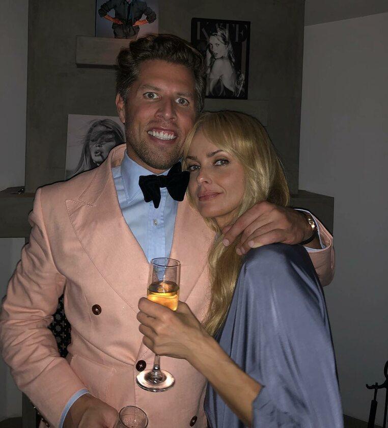 Izabella Scorupco i Karl Rosengren