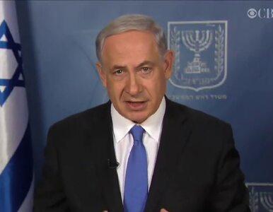 Netanjahu: To Hamas ponosi odpowiedzialność za śmierć cywilów