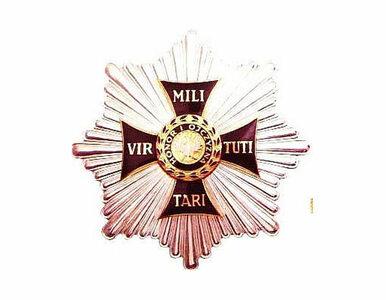 """Virtuti Militari będzie odbierane? """"Przywrócić należną cześć temu orderowi"""""""