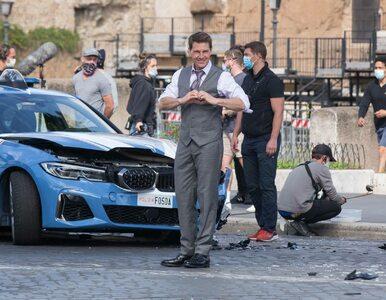 """""""Mission: Impossible 7"""". Do sieci wyciekło nagranie wściekłego Toma..."""