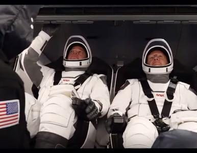 Wiadomo, jakiej piosenki słuchali astronauci SpaceX i NASA