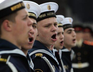 Rosja wyśle do Syrii okręty wojenne i piechotę morską?