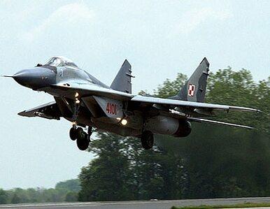 Polskie myśliwce będą broniły nieba nad Litwą, Łotwą i Estonią