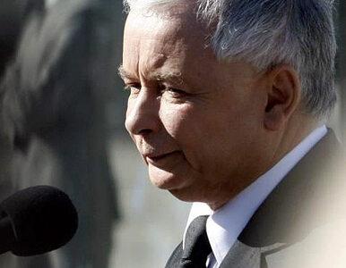 Kaczyński pod Pałacem: suwerenność jest zagrożona zupełnie wprost
