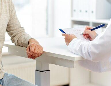 Pacjenci z rakiem stercza bez przerzutów czekają na nowe leki