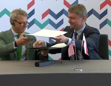 """""""Kamień milowy na drodze do Baltic Pipe"""". Polsko-amerykański kontrakt na..."""