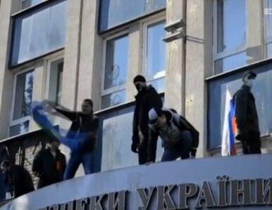 """Rozpoznano twarze. """"Turyści Putina"""" w różnych rejonach"""