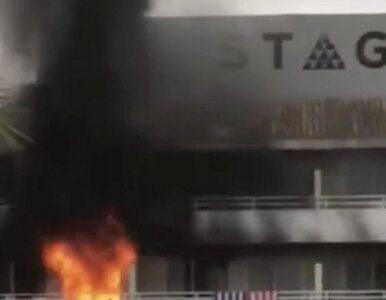Turyści chcieli podpalić koledze stopę. Doprowadzili do poważnego pożaru...