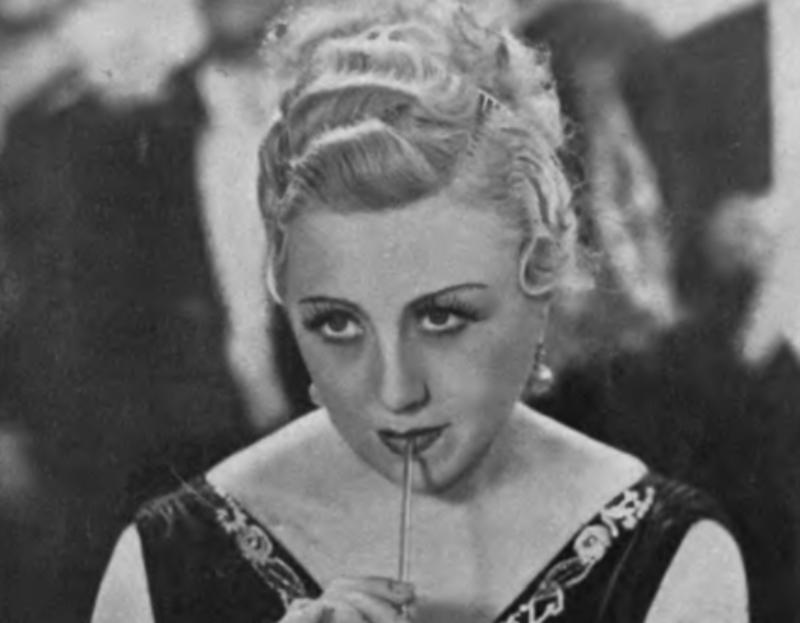 Jak nazywała się aktorka ze zdjęcia?