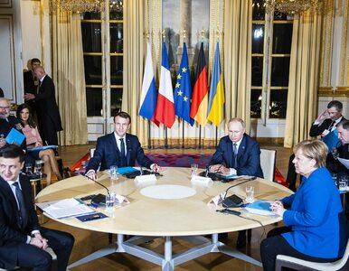 Zakończył się szczyt ws. Ukrainy. Będzie zawieszenie broni i wielka...