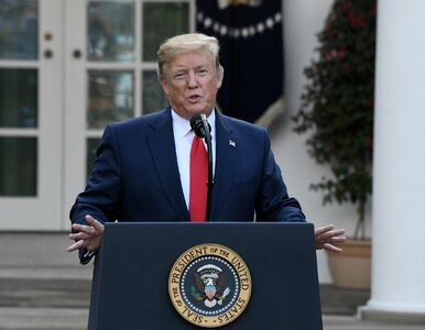 Donald Trump nałożył kolejne sankcje na Iran