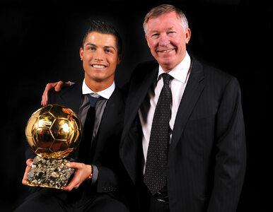 """Ronaldo zadedykował swój transfer legendzie. """"Wróciłem tam, gdzie moje..."""