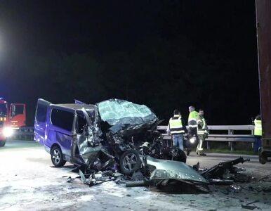Tragiczny wypadek w Niemczech. Nie żyje pięcioro Polaków