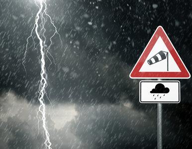 Irlandia. Trzy osoby zmarły w wyniku huraganu Ophelia