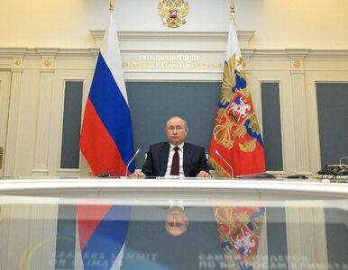 Rosja straciła miliardy dolarów. To efekt agresywnej polityki Putina