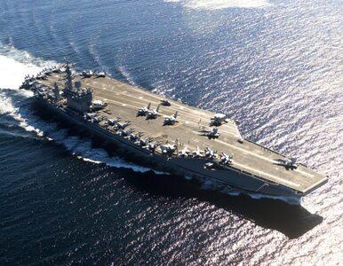 """Amerykańska flota rzuci wyzwanie Iranowi? """"Cieśnina Ormuz musi pozostać..."""