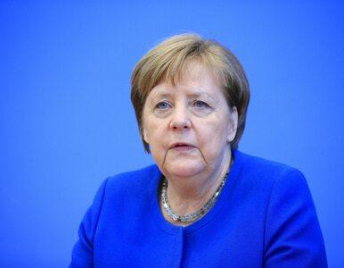 """Merkel apeluje do Niemców o cierpliwość. """"Liczba nowych infekcji podwaja..."""
