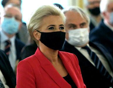 Nie tylko prezydent. Agata Kornahuser-Duda też o sprawie aborcji....