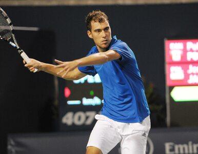 ATP Winston-Salem: Janowicz wywalczył awans do ćwierćfinału