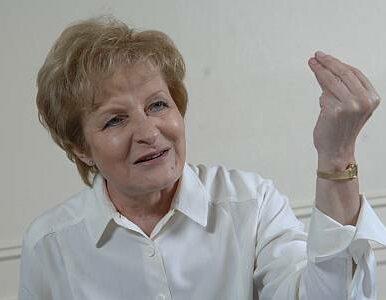 Gilowska: będzie porozumienie z pielęgniarkami