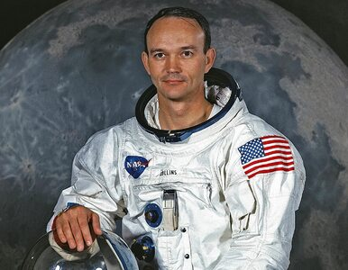 Zmarł Michael Collins, astronauta, uczestnik pierwszej wyprawy na Księżyc