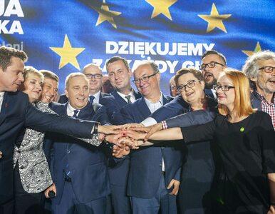 Sondaż sugeruje konieczność zjednoczenia opozycji. 300polityka.pl:...