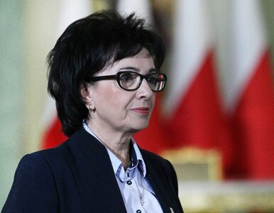 Marszałek Sejmu Elżbieta Witek zapowiada zmiany. Chodzi o służbowe podróże