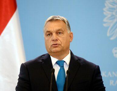Protestant Viktor Orban na roratach w Warszawie. Pokazał zdjęcie z...