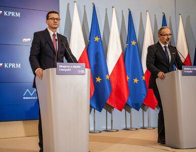 Konferencja Morawieckiego i Niedzielskiego. Przedstawiono nowe obostrzenia