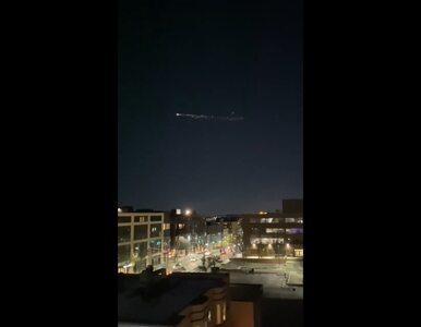 """""""Czy to są kosmici? Elon, co się dzieje?"""". Niewielki błąd SpaceX wywołał..."""
