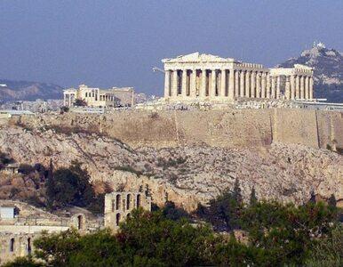 Policja zakazała protestów w Atenach. Przez UE