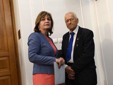 """Jest śledztwo ws. głosowania """"na dwie ręce"""" w Sejmie"""