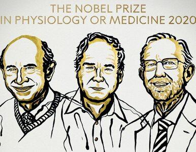 Nobel z medycyny i fizjologii w 2020 roku przyznany. Trzech naukowców...