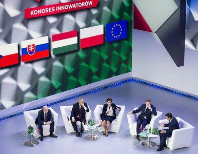 """Deklaracja Warszawska została przyjęta. """"Chcemy, by Grupa Wyszehradzka..."""