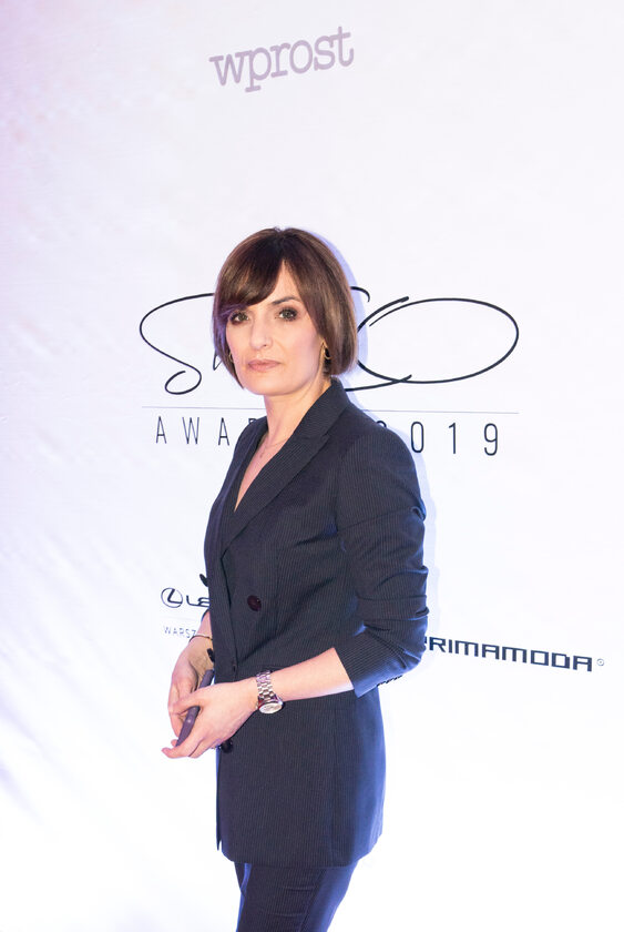 Dorota Gawryluk, laureatka ShEO Awards