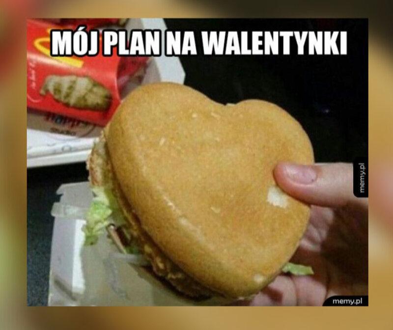 Memy na Walentynki