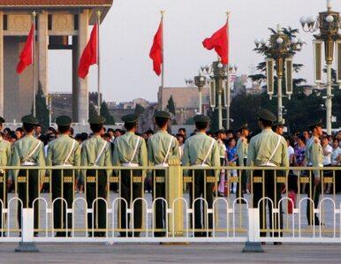 Chiny biją zagranicznych dziennikarzy i boją się rewolucji