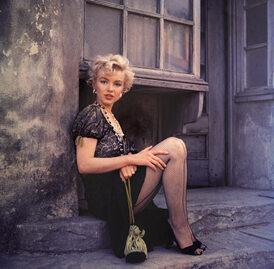 Marilyn Monroe cz. 3