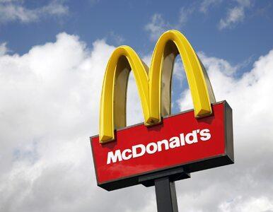 McDonald's wprowadzi hamburgery roślinne i wegański fast food