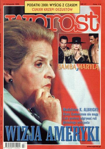 Okładka tygodnika Wprost nr 47/1999 (886)