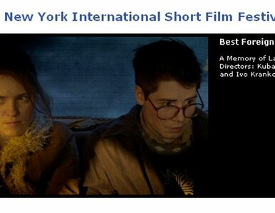 Polski film najlepszy na festiwalu w Nowym Jorku