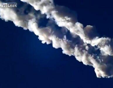 W atmosferze wciąż jest pył z kosmicznej eksplozji