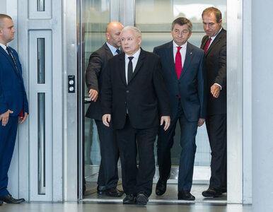 Dwie narady u marszałka, kolejna na Nowogrodzkiej. Wzmożona aktywność...