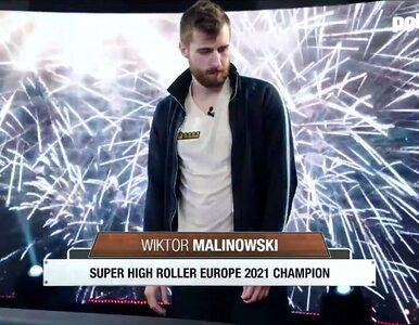 Sukces Polaka w pokerze. Wygrał ponad 14 mln zł w prestiżowym turnieju