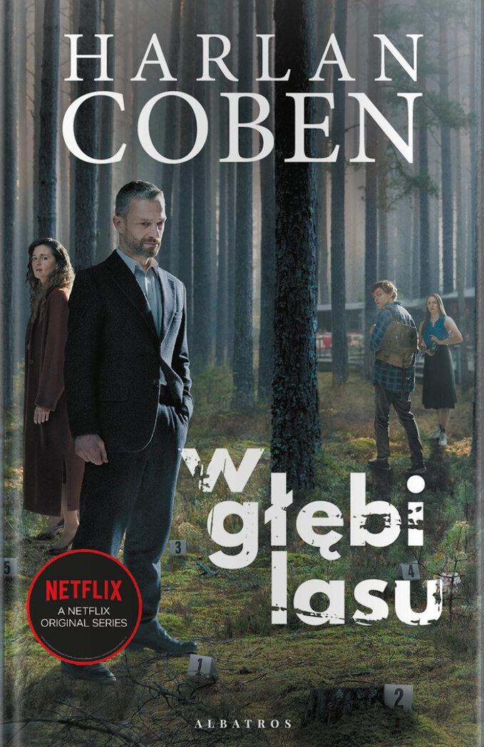 """Harlan Coben, """"W głębi lasu"""", Albatros"""
